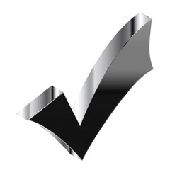 Haken 3D - Schwarz