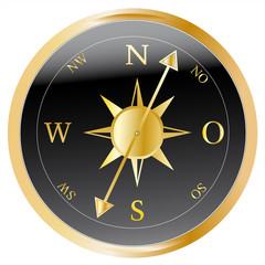 Kompass - Gold