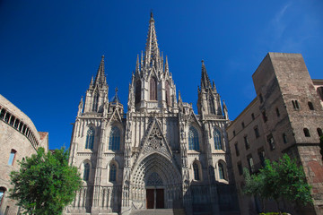 Cathedral of the Holy Cross and Saint Eulalia of Barcelona