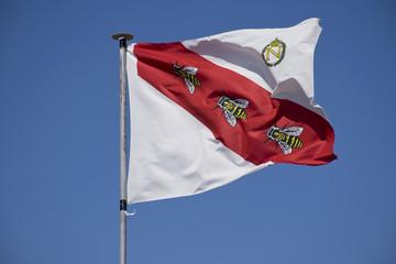 Bandiera dell'Isola d'Elba