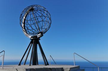 Cap nord ,cercle polaire