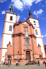 Stadpfarrkirche in Fulda