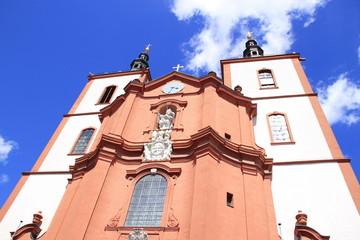 Stadtpfarrkirche in Fulda