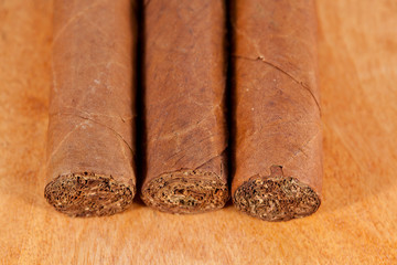 Genuine Cuban cigars