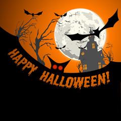 hallowen invitation background