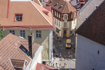 Tallinn,Medieval Town