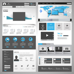 Great Website elements pack #2