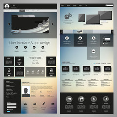 Great Website elements pack #1