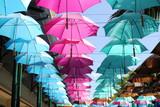 Fototapety parapluie caudan port louis