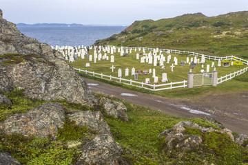 seaside cemetery, Twillingate, Newfoundland