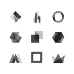 Transparent design elements