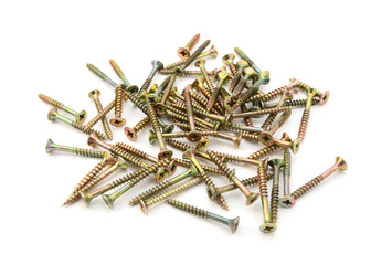 Brass self-tapping screws