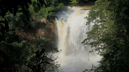 Haew suwat waterfall kao yai national park World Heritage