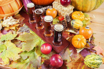Seasonal Craft Beers