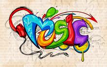 Graffiti style Musique de fond
