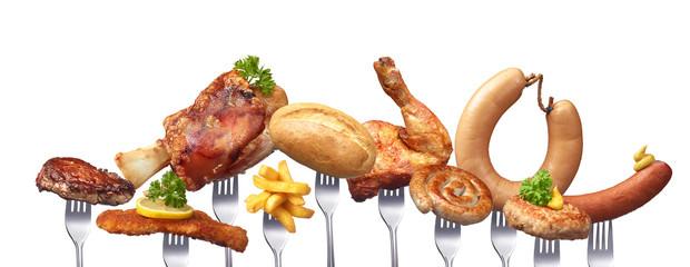 Fettreiche Ernährung