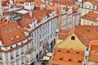 Prag, Altstadt von oben