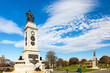 Постер, плакат: Memorial at Plymouth Hoe Devon