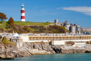 The Hoe Plymouth Devon