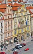 Fassaden am Altstädter Ring, Prag