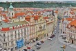 Prag, Fassaden am Altstädter Ring
