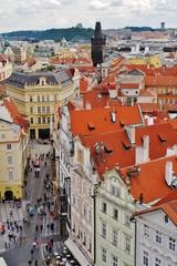 Häuser in der Prager Altstadt