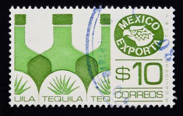 mexico exporta tequila