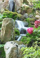 ruisseau en cascade