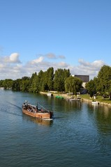 Promenade en Gabare sur la Charente