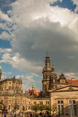 Dresden, Elbe, Deutschland