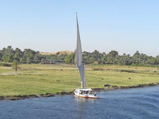 Rives du Nil, Egypte