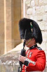 Guardsman in England