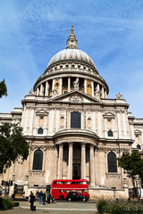 St. Paul's Kathedrale in London