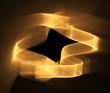 Zdjęcia na płótnie, fototapety, obrazy : Design gold frame