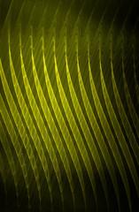 Gold wave pattern