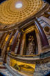 canvas print picture - Italien, Rom, Pantheon