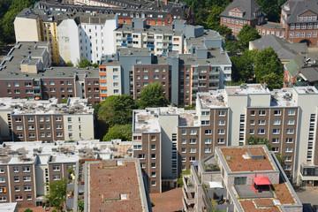 Mietwohnungen, Wohnungsmarkt, Sozialer Wohnungsbau, Mietpreise