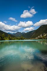 Soca river,Slovenia