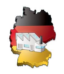 les entreprises allemandes