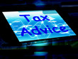 Tax Advice On Phone Shows Tax Help Online