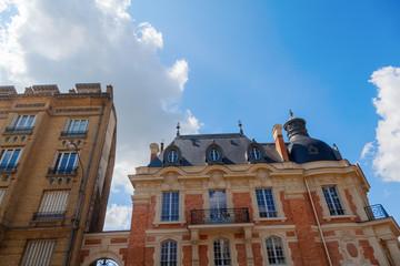 historisches Stadthaus in Versailles