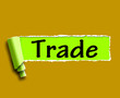 Trade Word Shows Online Buying Selling And Shops