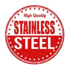 Stainless steel stamp