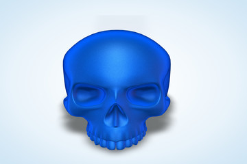 Blue Skull Series II