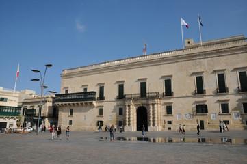 Malta, the great master palace of Valetta