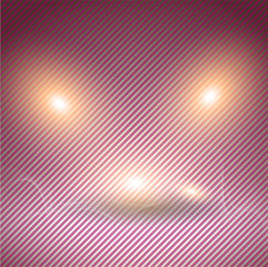 Light wave purple abstract background