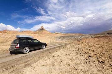 Desert Off-Road Driving