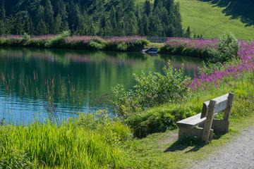 Am See Entspannen