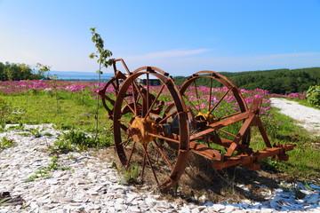 網走の農耕機