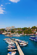 Old harbour in Antalya, Turkey